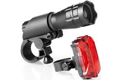 Bike Headlight-Taillight Combinations - Bike Light Set Super Bright LED Lights for Your Bicycle Easy to Mount Headlight and Taillight with Quick Release System Best Front and Rear Lighting Fits All Bikes *** See this great product. Hot Wheels, Mountain Bike Lights, Mongoose Mountain Bike, Bicycle Headlight, Bicycle Maintenance, Bicycle Lights, Bike Reviews, Bike Accessories, Tail Light