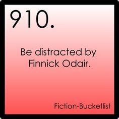My Fiction Bucket List. (already am)