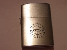 VINTAGE PENGUIN PAN AM SUPER LIGHTER