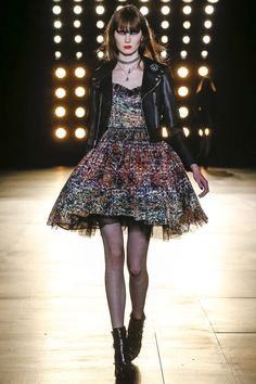 Saint Laurent    Fall Fashion   https://www.facebook.com/Mattie.a.la.Mode