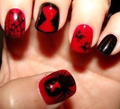 Hollowed nails ?