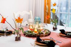 Fall Table Ideas That Will Instantly Make Your Home Cozy (PHOTOS)