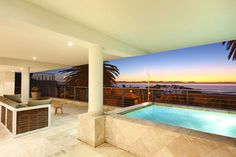 camps bay villa On Victoria Terrace holiday accommodation