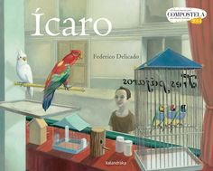 El álbum galardonado con el VII Premio Internacional Compostela es una hermosa alegoría sobre la libertad. Realidad y fantasía convergen, abriendo las posibilidades de interpretación de una historia deudora de Kafka y Hopper.