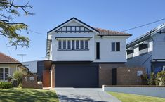 Folkhouse   2016 - Shaun Lockyer Architects   Brisbane Architects - Residential . Commercial . Interior Design Residential Interior Design, Residential Architecture, Interior Architecture, Brisbane Architects, Small Courtyards, Queenslander, Home Reno, House Prices, Houses
