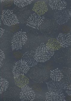 Tree Leaves, Print Patterns, Walls, Wallpaper, Painting, Wands, Wall Papers, Painting Art, Wall