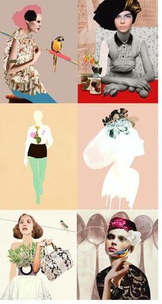 Collage Fashion