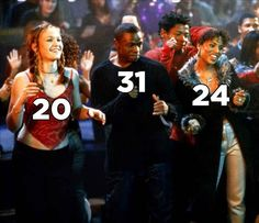 Save The Last Dance. | The Real Ages Of '00s Movie Teenagers