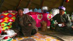 North region... Tsaatan-Dukha Reindeer People