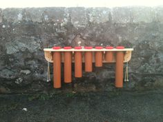 I'm a teacher, get me OUTSIDE here!: Echt School Outdoor Musical Instruments