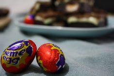 Ok, so I didn't really need to put the Creme eggs in the brownies, but when it comes to Creme eggs, we're not really talking about 'need' are we? Easter mornings when me and my brother were children always started with egg hunts in our garden, or my grandma's garden or, on particularly good years, …