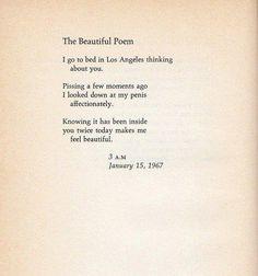 The Beautiful Poem