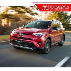 ¡El trabajo duro merece una recompensa!  #Toyota #Rav4 más equipada que nunca…