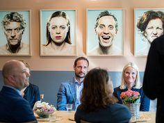 Кронпара Норвегии открыла новый благотворительный центр: ru_royalty