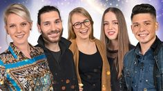 The Contestants For Germany's National Selection To Eurovision 2017 Has Been Announced Eurovision 2017, Eurovision Song Contest, Jamie Lee Kriewitz, Interview, Dance Routines, The Selection, Competition, Germany, Couple Photos