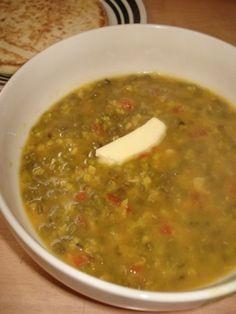 緑豆の優しいインドカレー:ムングダール