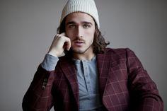 Model: Gabriel  Photographer: Alejandro Escamilla