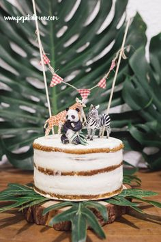 10 Aaron Zenz Children S Book Ideas Safari Party, Safari Birthday Cakes, Jungle Theme Cakes, Safari Cakes, Wild One Birthday Party, Baby Boy 1st Birthday, Jungle Party, Animal Birthday, First Birthday Parties