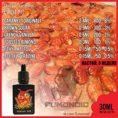 Фотографии Fumonoid | Самозамес | Vape | Рецепты
