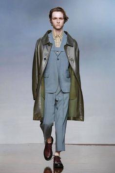 Marni Menswear Spring Summer 2017 Milan - NOWFASHION