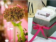 Lovely wedding guest book