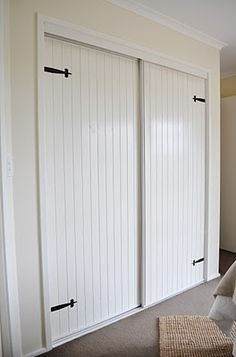 dress up closet doors