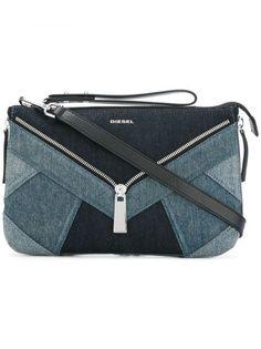 New sewing purses clutch handbags Ideas Denim Clutch Bags, Denim Handbags, Blue Handbags, Denim Bag, Fashion Handbags, Clutch Handbags, Tote Bags, Recycled Fashion, Recycled Denim