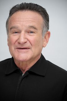 """Actor and comedian Robin Williams delighted audiences with his quirky and manic comedic style in roles like """"Mork and Mindy"""" and """"Mrs. Doubtfire"""". He was also an accomplished (and Juilliard-trained) dramatic actor, appearing in films like """"Dead Poets Society"""" and """"Good Will Hunting"""". See his multiple appearances on PBS. (photo: Vera Anderson/WireImage)"""