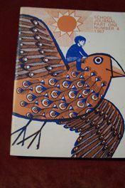 school journal, NZ 1967 Jill Mcdonald, Learn To Read, Book Collection, Scribble, Childhood Memories, Auction, British, Creatures, Birds