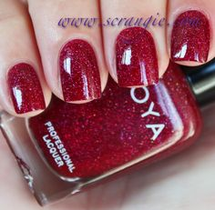 Zoya's Holiday 2012 collection is here and this year it's pretty special. What's so special about it, you ask? Well, this collection...