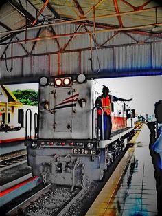 Lokomotif Kereta api Pasundan