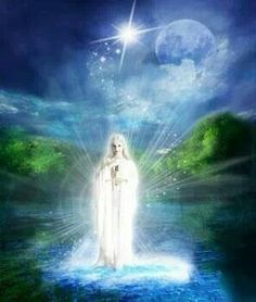 The Lady of the Lake.according to Arthurian legend. Merlin had met the Lady at the Fountain of Barenton (Brittany) and fallen so deeply in lov. The Lady of the Lake Virgo, Roi Arthur, King Arthur, Mists Of Avalon, Ascended Masters, Divine Mother, Divine Light, Spiritual Life, Learn To Paint