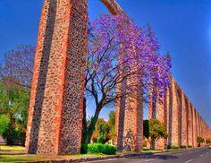 Acueducto de Queretaro, Mexico