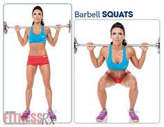 Timesaving Holiday Workouts - Amanda Latona's full-body program - plus HIIT circuits