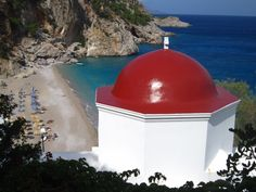 Church with view: church of Kyra Panagia in Karpathos Karpathos, Greek Islands, More Photos, Places Ive Been, Greece, Dreams, Beautiful, Greek Isles, Greece Country