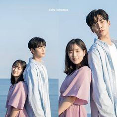 Ver Drama, Dr Park, Cute Couple Wallpaper, Korean Actors, Korean Dramas, Kdrama Actors, Drama Movies, Cute Couples, Behind The Scenes
