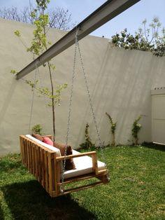 Busca imágenes de diseños de Jardín estilo : Muebles para exterior. Encuentra las mejores fotos para inspirarte y y crear el hogar de tus sueños.
