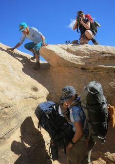 Women's Overnight Hiking Trip to Canyonlands, Utah