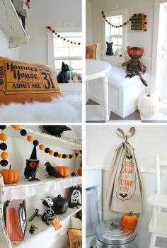 Tiny Little Pads: CELEBRATING A PRE-HALLOWEEN PARTY for your kids. Kids Halloween Party. Halloween Decor. Halloween food. #halloween #kidshalloween www.tinylittlepads.com