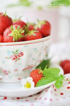 Gartenerdbeeren I Erdbeeren I Green Gate I Casa di Falcone