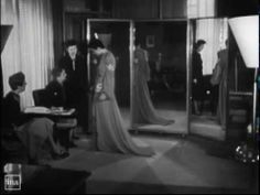 Video from the Archives, Jeanne LANVIN in fittings
