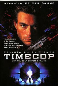 Timecop, policía en el tiempo - online 1994