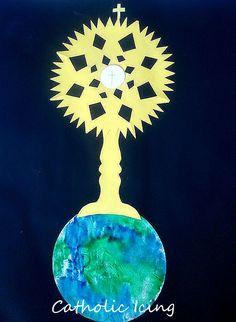 world wide hour of eucharistic adoration corpus christi w