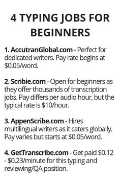 How to Generate Income From the Internet - 4 Typing Jobs For Beginners - Wisdom Lives Here How to Generate Income From the Internet - Here's Your Opportunity To CLONE My Entire Proven Internet Business System Today! Earn Money From Home, Earn Money Online, Online Jobs, Way To Make Money, How To Make, Earning Money, Online Income, Home Based Jobs, Work From Home Jobs