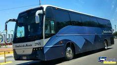 Volvo 9700 tx ómnibus de México plus 6x2