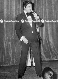 El cantante y actor venezolano Néstor Zavarce. Foto: Archivo Fotográfico/Cadena Capriles