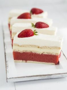 Food Cakes, Cupcake Cakes, Quick Easy Meals, Easy Dinner Recipes, Polish Recipes, Polish Food, Cake Recipes, Sweet Tooth, Cheesecake