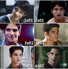 Scott through the years