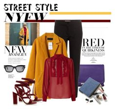 """""""make it bold"""" by nataskaz ❤ liked on Polyvore featuring Emilio Pucci, Etro, Gianvito Rossi, Sigma Beauty, women's clothing, women, female, woman, misses and juniors"""