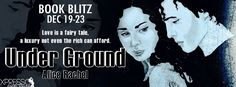 ♥Enter the #giveaway for a chance to win♥ StarAngels' Reviews: Book Blitz ♥ Under Ground by Alice Rachel ♥ #givea...